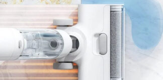 Xiaomi Mijia High-temperature Wireless Floor Scrubber | Mop lavapavimenti