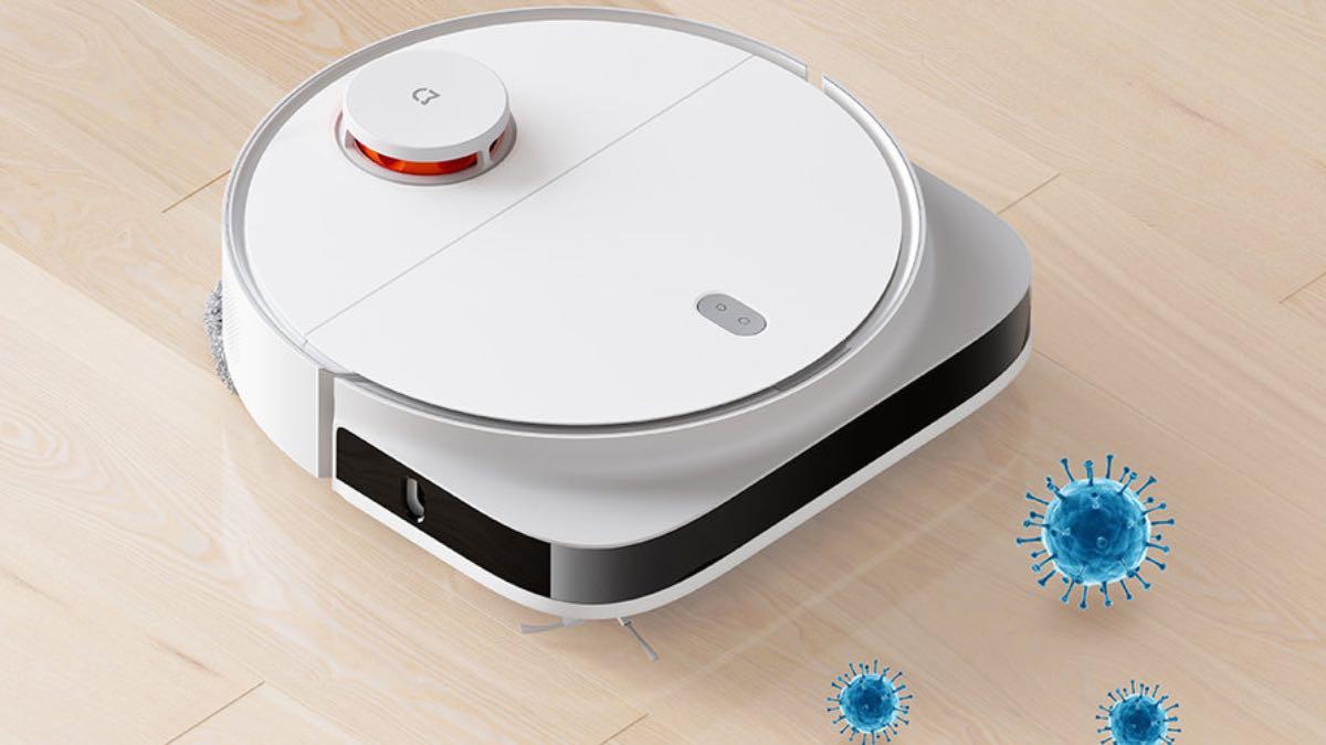 xiaomi mijia robot vacuum mop pro aspirapolvere base svuotamento prezzo 2