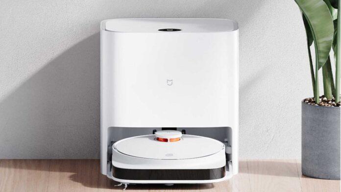 xiaomi mijia robot vacuum mop pro aspirapolvere base svuotamento prezzo